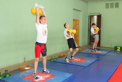 Гиревой-спорт