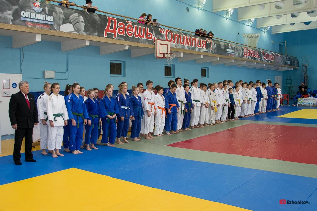 Региональный этап IX спартакиады учащихся России 2019 года по дзюдо среди юношей и девушек до 18 лет (2003-2005 г.р.)