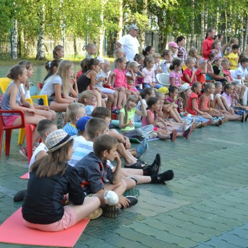 Спортивный детский лагерь Волна
