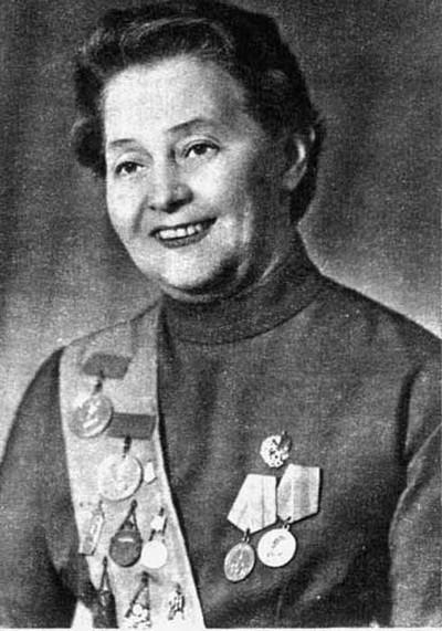 Вера Крепкина