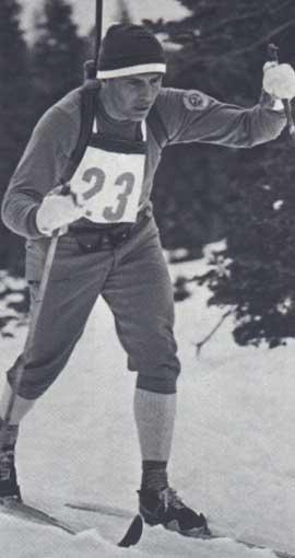 Владимир Меланин Биатлон