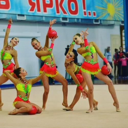 Областной  турнир Кировской области  по художественной гимнастике