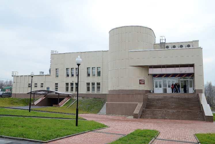 дворец единоборств