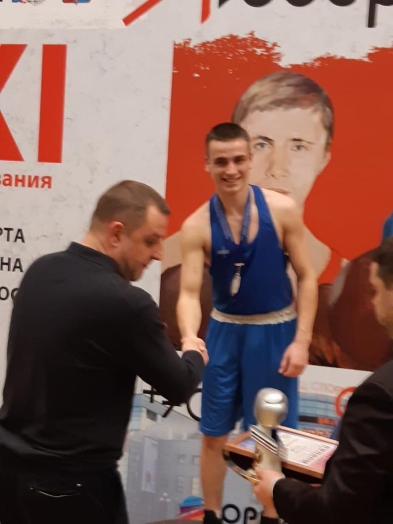 Кузнецов бокс